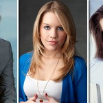 Roger Howarth, Michael Easton & Kristen Alderson Returning to 'General Hospital' in May