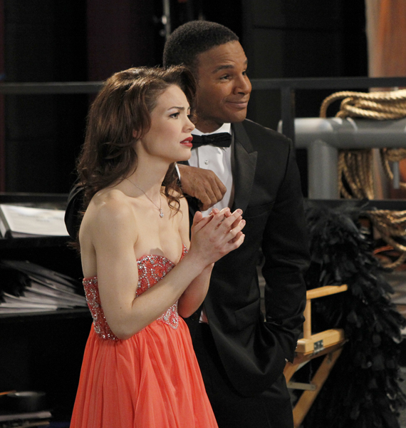 REBECCA HERBST, MARC ANTHONY SAMUEL
