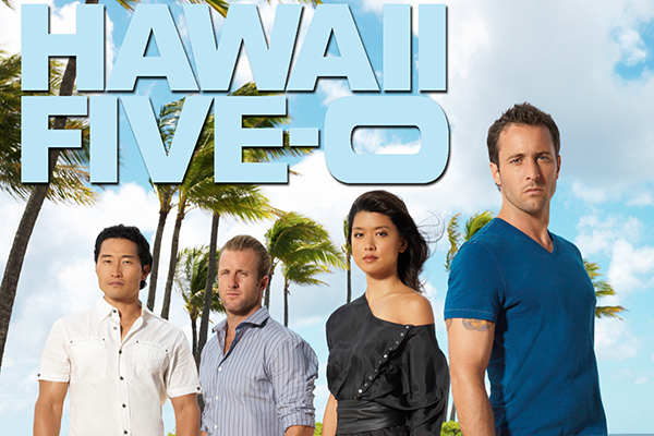 Hawaii Five-0 S3 iTunes