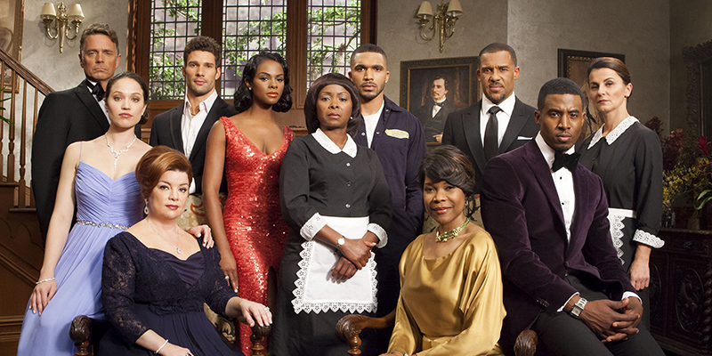 "The cast of ""The Haves and the Have Nots"" - Photo: George Burns/Oprah Winfrey Network"