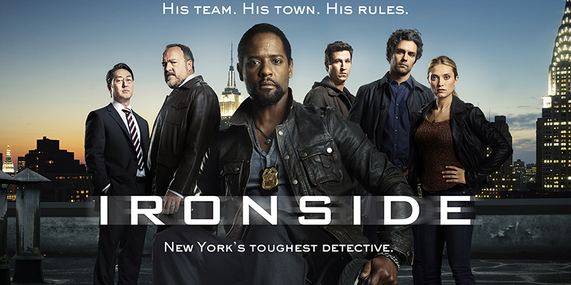 "IRONSIDE -- Pictured: ""Ironside"" Key Art -- (Photo by: NBC)"