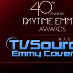 Red Carpet Interviews: 40th Annual Daytime Emmy Awards – Galen Gering & Camila Banus