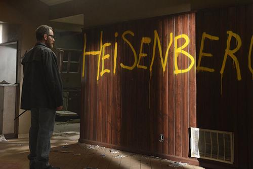 Walter White (Bryan Cranston) - Breaking Bad _ Season 5, Episode 9 - Photo Credit: Ursula Coyote/AMC