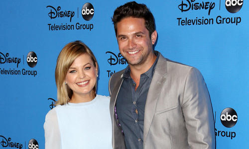 General Hospital' Star Kirsten Storms Weds Brandon Barash