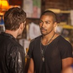 Video: 'The Originals' Charles Michael Davis Talks Marcel vs Klaus