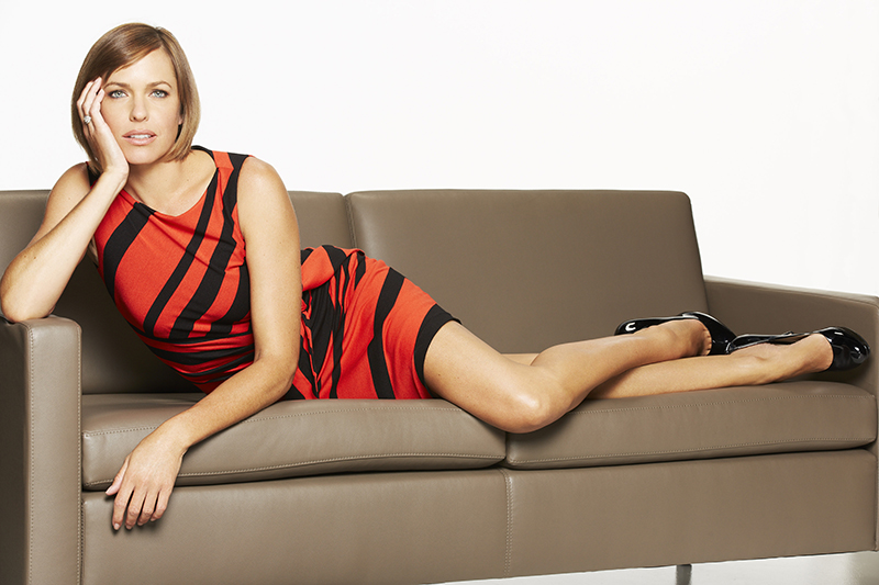 DAYS OF OUR LIVES -- Season: 48 -- Pictured: Arianne Zucker as Nicole -- (Photo by: Paul Drinkwater/NBC)
