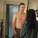 Freddie Prince Jr. guest stars in an all-new episode of Witches of East End, airing Sunday, October 27, at 10pm ET/PT on Lifetime. Photo by Diyah Pera