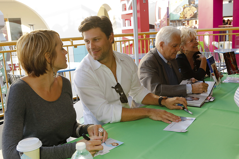 Day of Days' Interview: Greg Vaughan and Ari Zucker Talk Eric