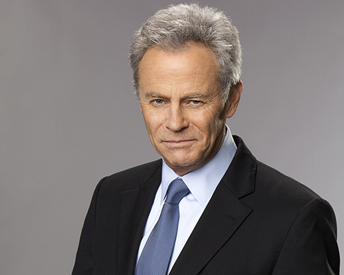 The Young and The Restless -- Tristan Rogers as Colin Atkinson; Photo: Cliff Lipson/CBS Broadcasting Inc. All Right Reserved.