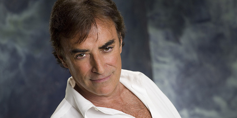 DAYS OF OUR LIVES -- Pictured: Thaao Penghlis as Tony DiMera -- NBC Photo: Mitchell Haaseth