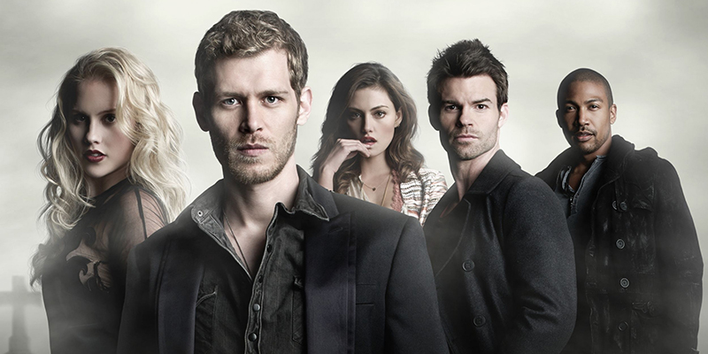 Pictured: The Cast of 'The Originals' - Claire Holt (Rebekah), Joseph Morgan (Klaus), Phoebe Tonkin (Haley), Daniel Gillies (Elijah) and Charles Michael Davis (Marcel). Photo courtesy The CW