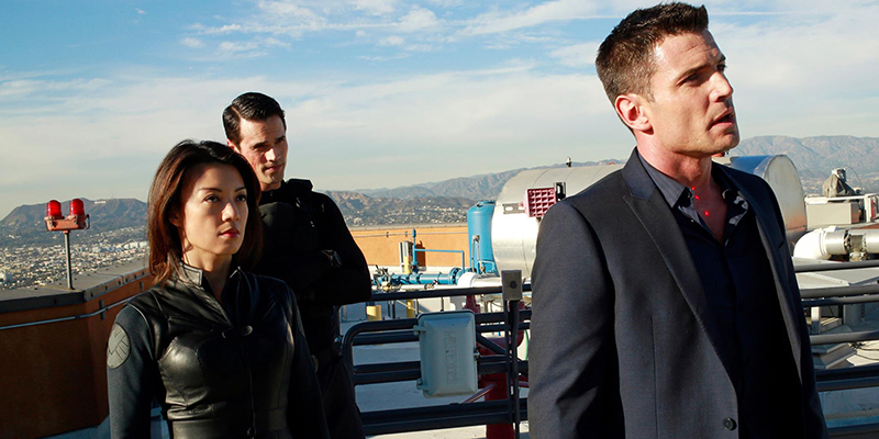 "Marvel's Agents of S.H.I.E.L.D. - ""The Magical Place"" - Photo Credit: ABC/Ron Tom"