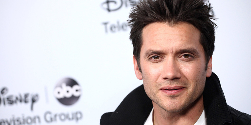 Actor Dominic Zamprogna attends the Disney ABC Television Group's 2014 winter TCA party; Photo courtesy Tommaso Boddi/Getty Images