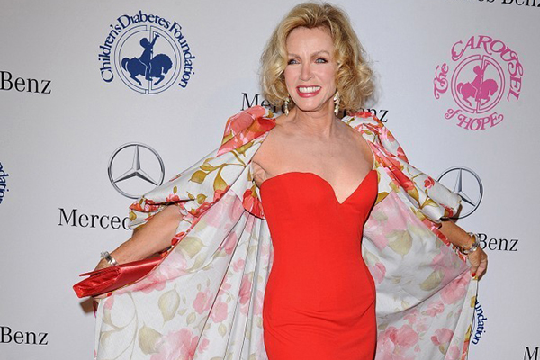 Pictured:  Donna Mills attends the 26th Anniversary Carousel of Hope Ball. Photo Credit: Axelle/Bauer-Griffin