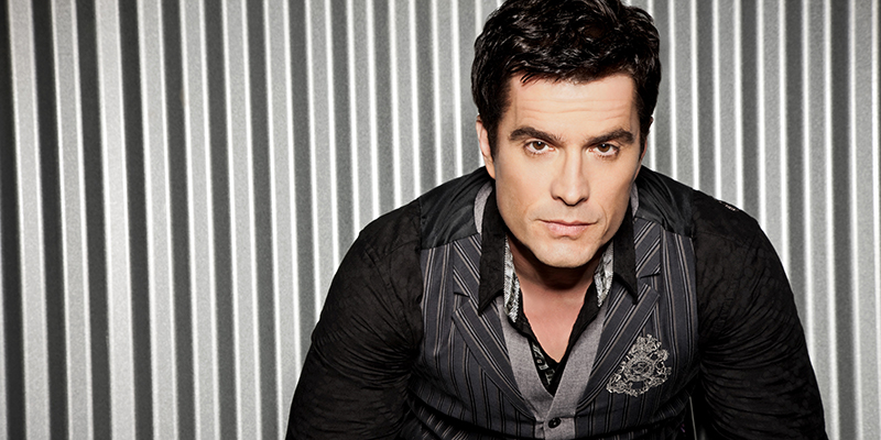Rick Hearst returns to General Hospital! Photo by Gilles Toucas
