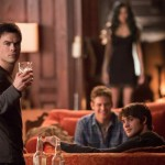 'The Vampire Diaries' Video Preview: Toasting a Break-Up
