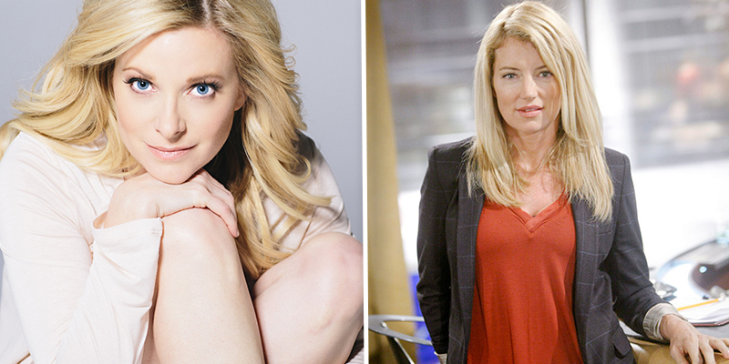 Pictured: (l-r) Cady McClain; Cynthia Watros; Photo Credit: Courtney Lindberg (l); CBS (r)
