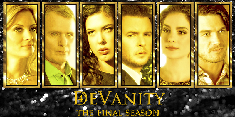 'Devanity' Season 4 cast; Photo Credit: Caruso Productions