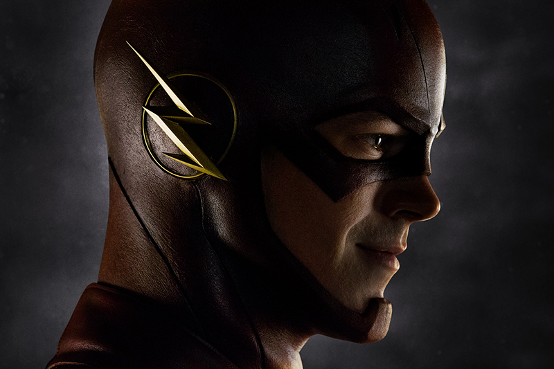 Grant Gustin as The Flash; Photo Credit: Warner Bros. TV