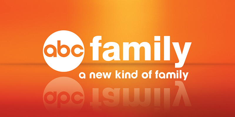 ABC Family logo courtesy Disney/ABC