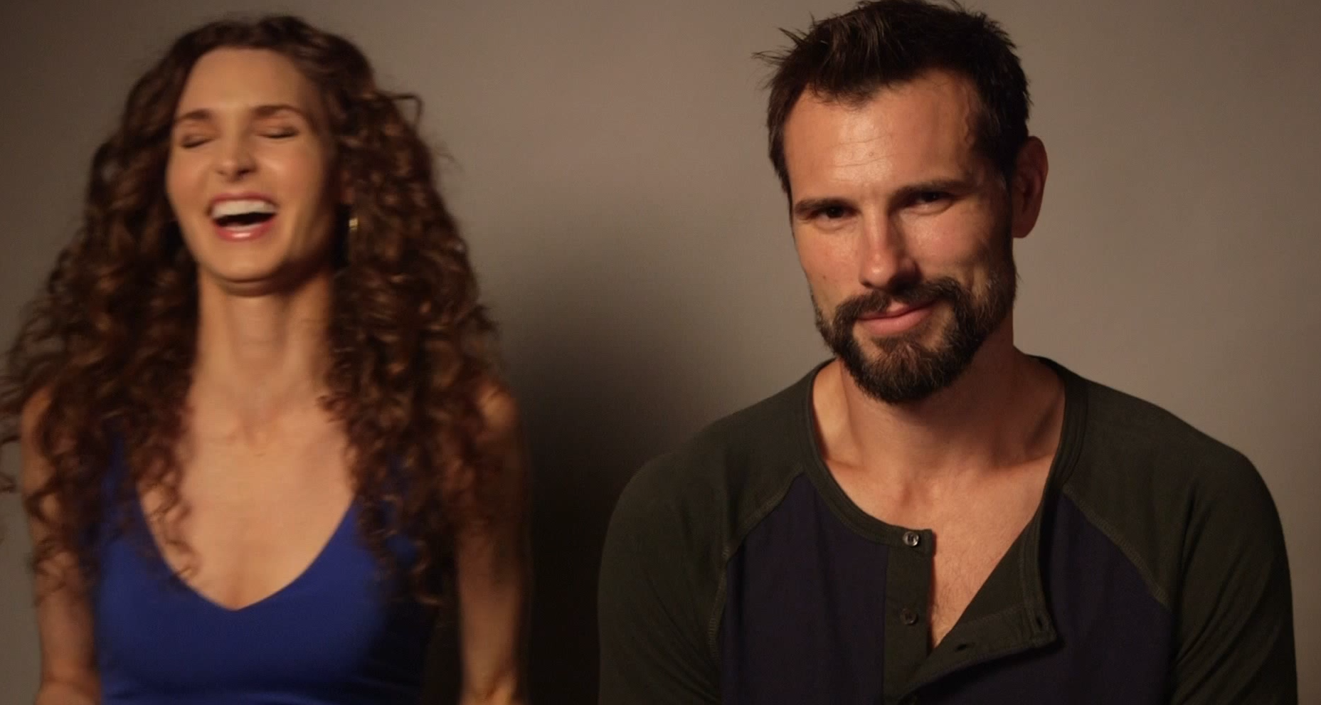 Alicia Minshew and Austin Peck are part of 'Tainted Dreams' all star cast. Courtesy NYC Brand Productions.