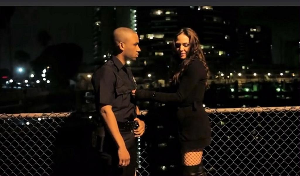 Will (Derrell Whitt) and Lianna (Jade Harlow). Courtesy of LANY Entertainment