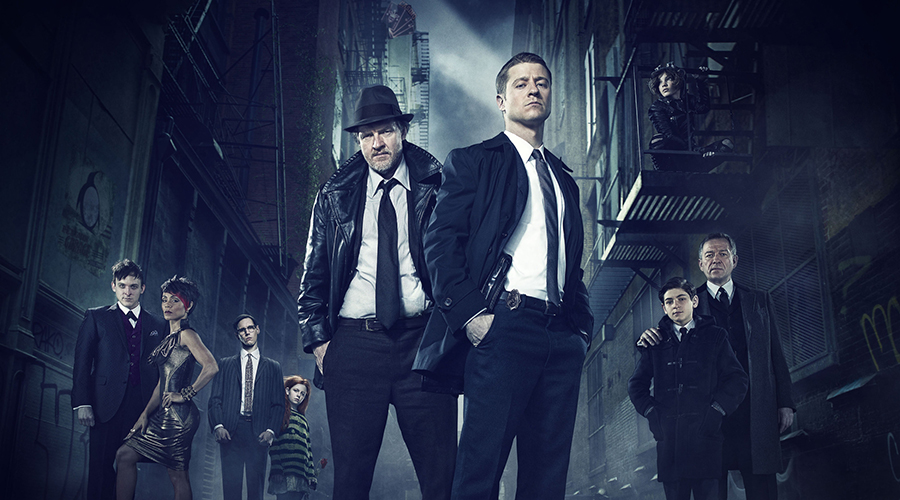 Gotham Cast Photo