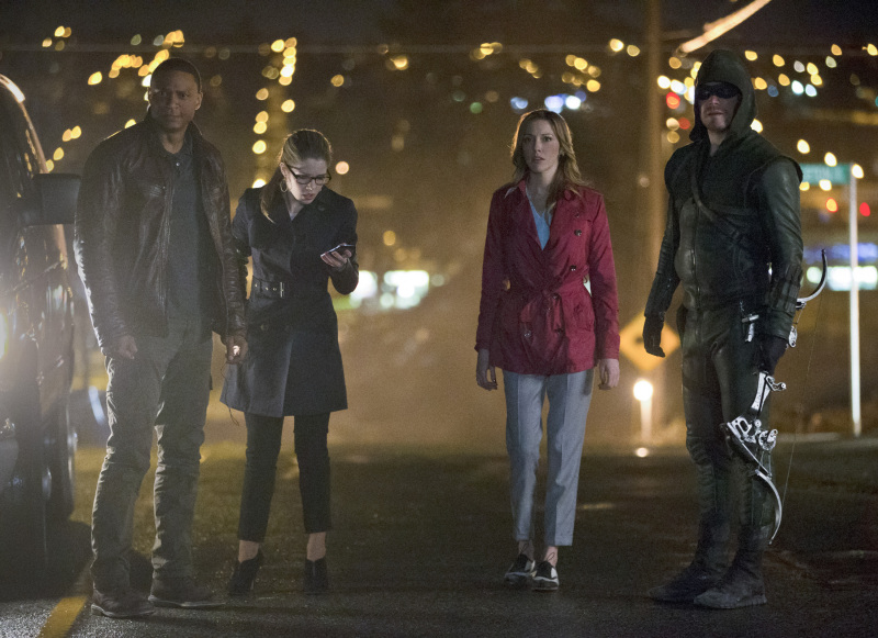 'Arrow' Season 3 First Look: The Price of Victory