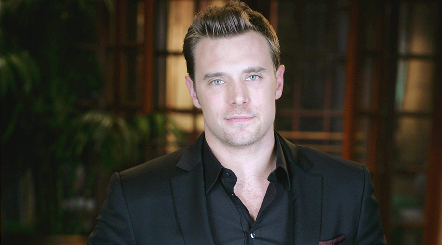 Emmy Winner Billy Miller is 'General Hospital's New Jason Morgan