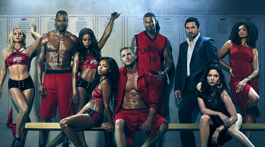 'Hit The Floor' cast Season Two. Photo credit: Piotr Sikora/VH1 Networks