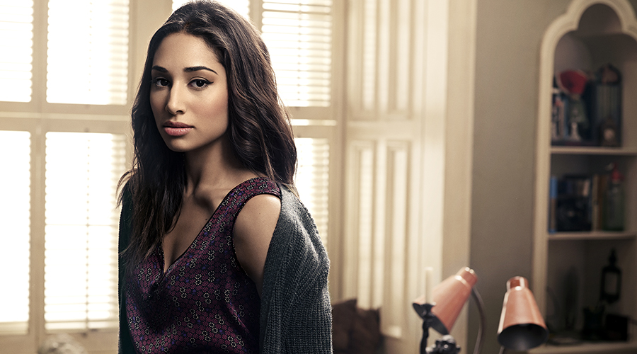 Meaghan Rath -- (Photo by: Art Streiber/Syfy)