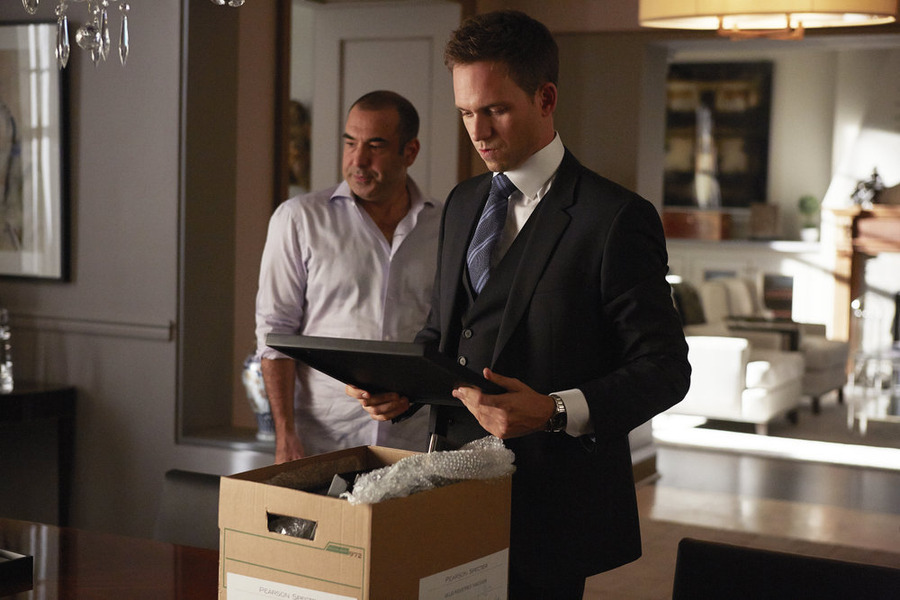 'Suits' Midseason Finale Review: The Key to the Kingdom