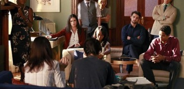 'How to Get Away with Murder' Recap: 'We're Not Friends'