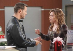 Brady comes to Melanie's rescue when Anne and Theresa try to thwart her.