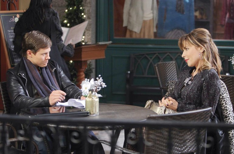 A guilt-ridden Will makes a tearful confession to Kate.