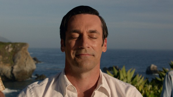 Jon Hamm as Don Draper - Mad Men _ Season 7, Episode 14 - Photo Credit: Courtesy of AMC