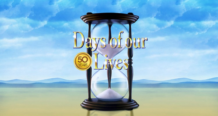 Days of our Lives' 50th anniversary logo. Photo courtesy Corday Productions.