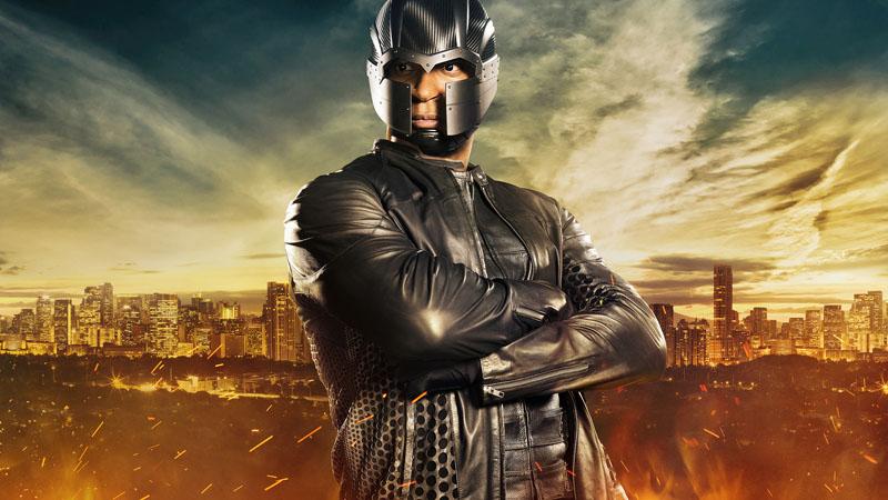David Ramsey as Arrow's John Diggle.