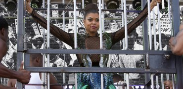 EMPIRE: Taraji P. Henson as Cookie Lyon in the ÒThe Devils Are HereÓ Season Two premiere episode of EMPIRE airing Wednesday, Sept. 23 (9:00-10:00 PM ET/PT) on FOX.  ©2015 Fox Broadcasting Co. Cr: Chuck Hodes/FOX.