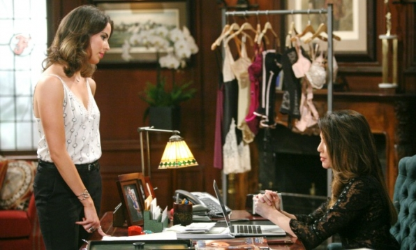 Ivy & Steffy The Bold and the Beautiful