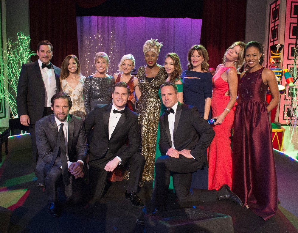 "GENERAL HOSPITAL - ""General Hospital's"" Nutcracker Gala begins airing the week of December 21, 2015. The Emmy-winning daytime drama ""General Hospital"" airs Monday-Friday (3:00 p.m. - 4:00 p.m., ET) on the ABC Television Network. (ABC/Todd Wawrychuk) TYLER CHRISTOPHER, ROGER HOWARTH, REBECCA BUDIG, LESLIE CHARLESON, ROBERT PALMER WATKINS, KIRSTEN STORMS, INDIA ARIE, HALEY PULLOS, WILLIAM dEVRY, NANCY LEE GRAHN, MICHELLE STAFFORD, VINESSA ANTOINE"