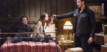 "Robert Scott Wilson, Kate Mansi, Billy Flynn ""Days of our Lives"" Set NBC Studios Burbank 06/19/15 © JJohnson/jpistudios.com 310-657-9661 Episode # 12731 U.S.Airdate 12/04/15"