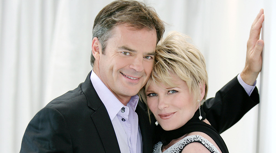 Judi Evans, Wally Kurth Judi Evans/Wally Kurth Photo Shoot JPI Studios West Hollywood