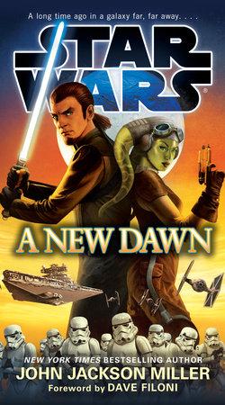 A New Dawn Book Cover