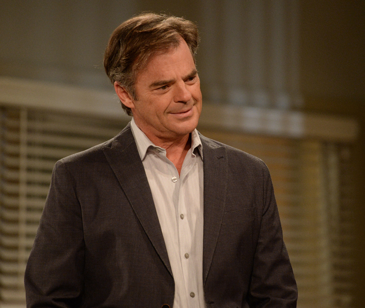 """GENERAL HOSPITAL - Show coverage of ABC's """"General Hospital"""" airing the week of March 28, 2016.  The Emmy-winning daytime drama """"General Hospital"""" airs Monday-Friday (3:00 p.m. - 4:00 p.m., ET) on the ABC Television Network.    GH16  (ABC/Michael Yada) WALLY KURTH"""