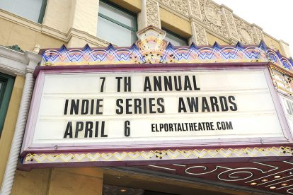 Atmosphere 7th Annual Indie Series Awards El Portal Theatre North Hollywood, CA 4/6/16  © Jill Johnson/jpistudios.com 310-657-9661