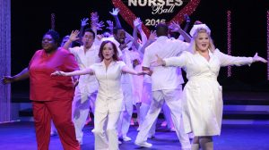 "GENERAL HOSPITAL - The Nurses' Ball airs throughout the week of May 23, 2016 on ABC's ""General Hospital."" The Emmy-winning daytime drama ""General Hospital"" airs Monday-Friday (3:00 p.m. - 4:00 p.m., ET) on the ABC Television Network.   GH16  (ABC/Rick Rowell) SONYA EDDY, PARRY SHEN, JACKLYN ZEMAN, ANTHONY MONTGOMERY, RISA DORKEN"