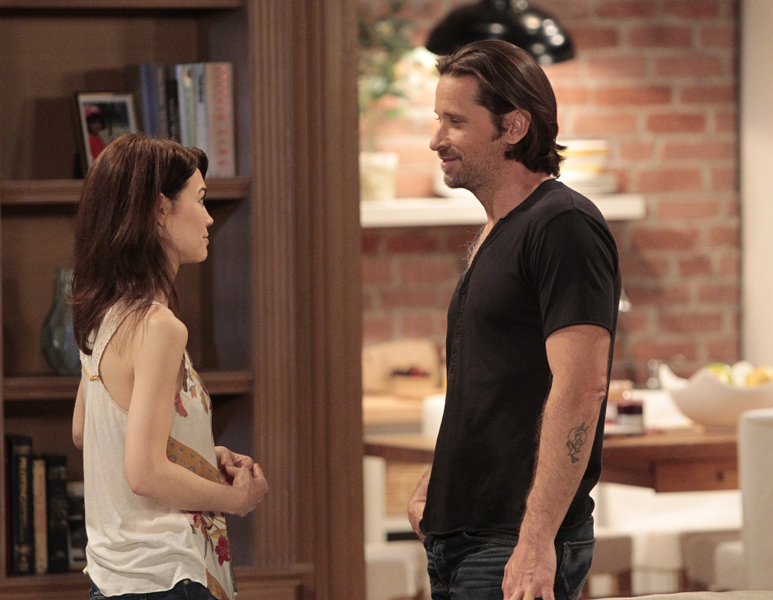 """GENERAL HOSPITAL - Show coverage of ABC's """"General Hospital"""" airing the week of June 20, 2016.  The Emmy-winning daytime drama """"General Hospital"""" airs Monday-Friday (3:00 p.m. - 4:00 p.m., ET) on the ABC Television Network.    GH16  (ABC/Rick Rowell) REBECCA HERBST, ROGER HOWARTH"""