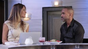 (ABC/Rick Rowell) MICHELLE STAFFORD, DONNELL TURNER