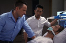 Julian and Brad worry about Lucas.